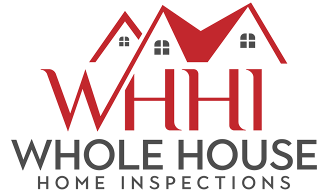 whole house home inspections logo